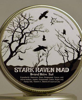 Stark Raven Mad Beard Balm 2oz