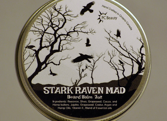 Stark Raven Mad Beard Balm 2oz