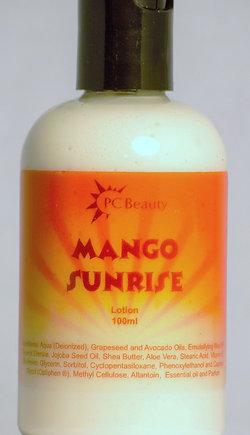 Mango Sunrise Lotion 100ml