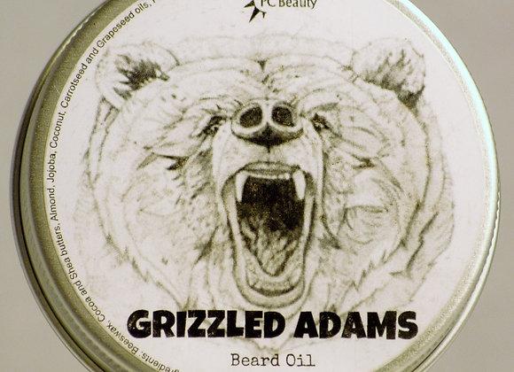 Grizzled Adams Beard Balm 2oz