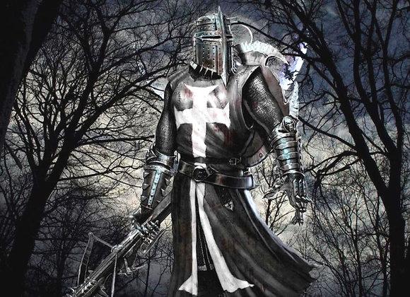 Dark Knight Beard Balm 2oz