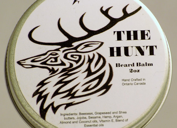 The Hunt Beard Balm 2oz
