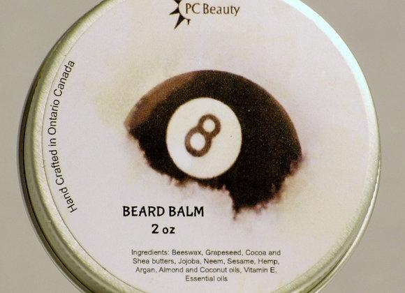 8 Ball Beard Balm 2oz