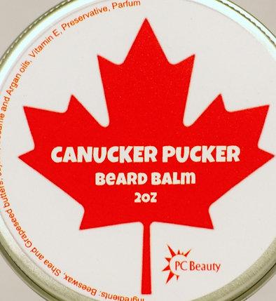 Canucker Pucker Beard Balm 2oz