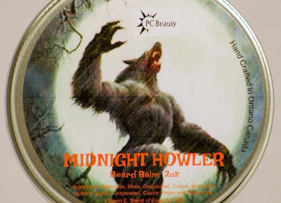 Midnight Howler Beard Balm 2oz