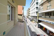 Bilocale - Vista dal balcone