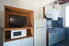Trilocale attico - Cucina