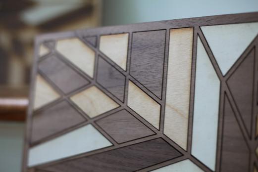 Details - Wooden Quilt