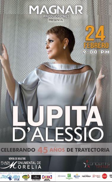 Lupita D´alessio