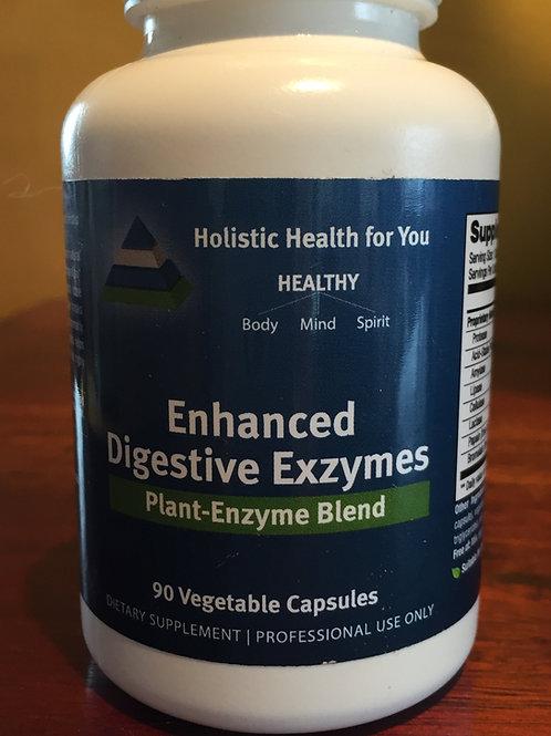 Enhanced Digestive Enzymes