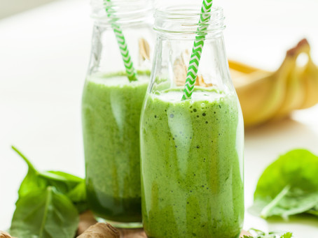 Belly Flat Detox Smoothie