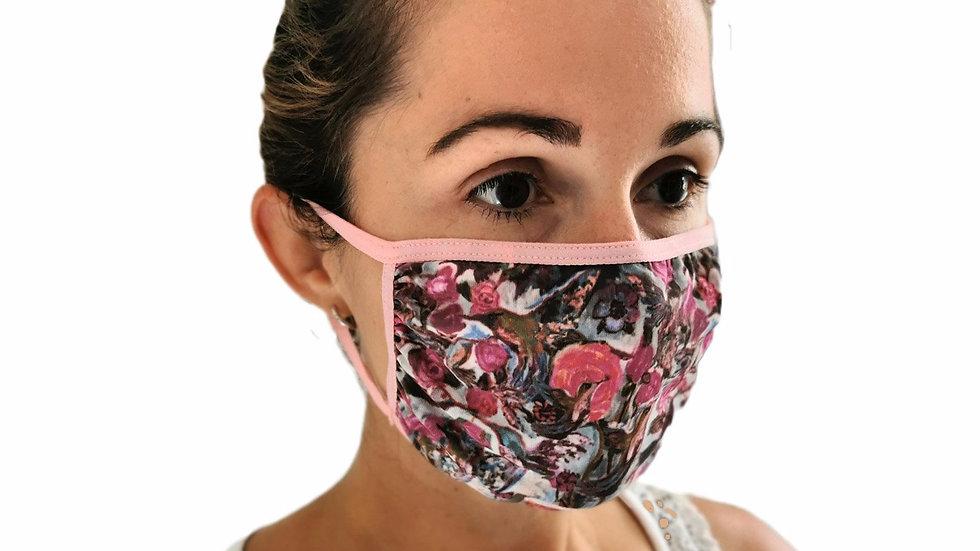 Art Print Face Mask