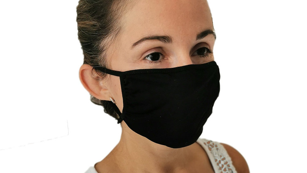 Unisex Dual-Layer Surgical Face Mask