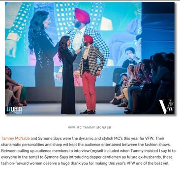 Tammy-Lynn-McNabb, VFW Interview