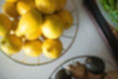 Lemons in a bowl, Tammy-Lynn McNabb ターミーみくなぶ