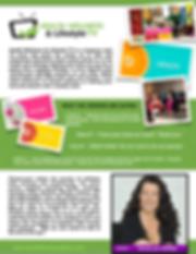 1.Watch Health Wellness & Lifestyle TV with Tammy-Lynn McNabb | British Columbia | HWLTV Host & Lifestyle Blogger