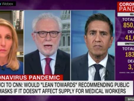 Should you wear a mask? US health officials re-examine guidance amid coronavirus crisis