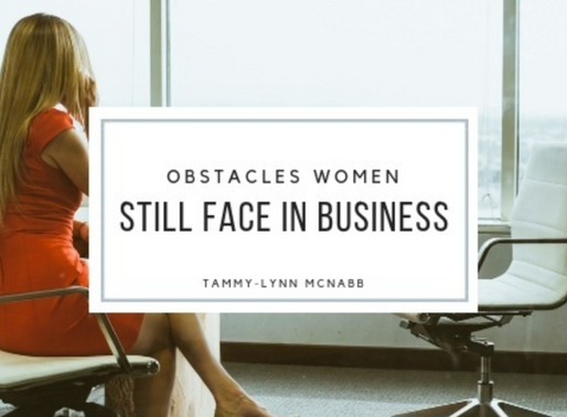 Obstacles Women Still Face in Business