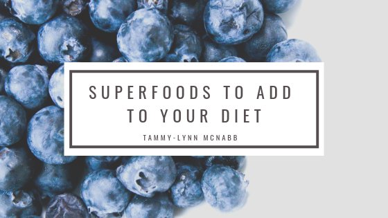 Super-foods to Add to Your Diet