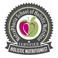 NutraPhoria Holsitic Nutritionist Seal-g