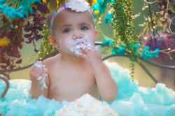 1st Birthday Cakesmash