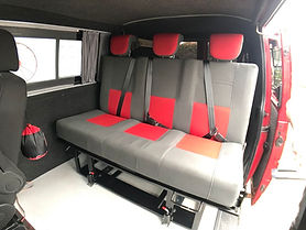 Scotseat bed seats