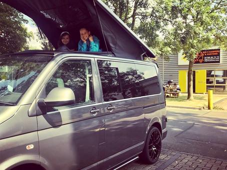 The Story Behind Big V Kampers & Kustoms - A Family Run Camper Van Conversion Team