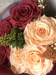 ramo 6 rosas dos colores $150.000.jpg