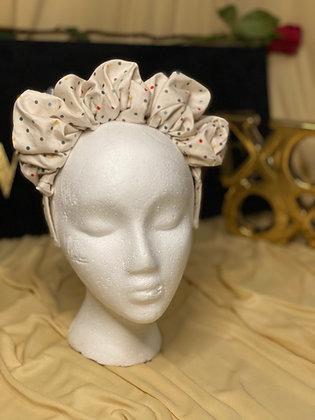 Polkadot GlamBand Crown