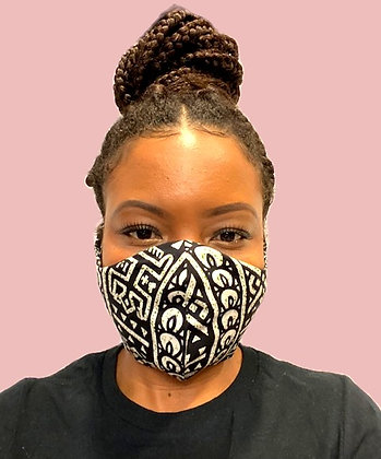 ZL Printed Face Mask