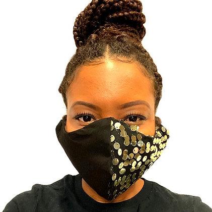 ZL Half N Half Face Mask