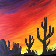 Cacus Desert