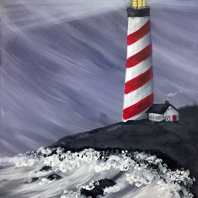 strippedlighthouse