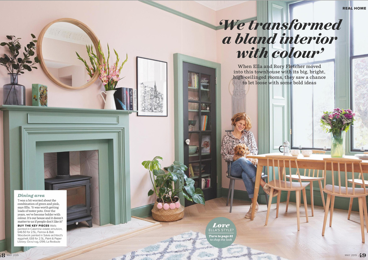 Ideal Homes magazine