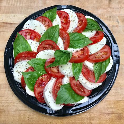 Mozzarella & Tomato Caprese platter
