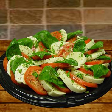 Mozzarella & tomato caprese