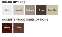 5250 Color Options