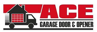 Logo Ace Garage Door & Opener Final 10-2