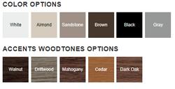 2357 Color Options