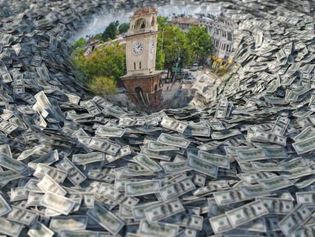 The dark side of City debt
