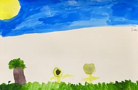 Zachary M, Age 9