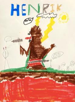 Henrik C, Age 9