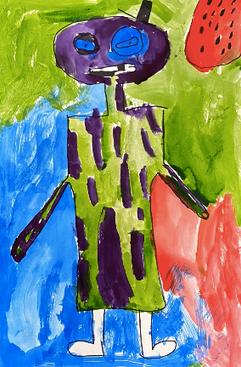Will H, Age 9