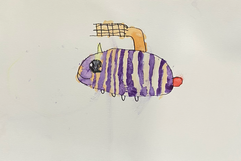 Davis H, Age 8