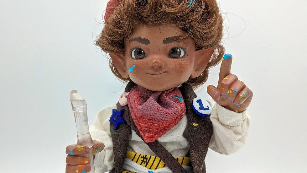 Artie, the creative elf
