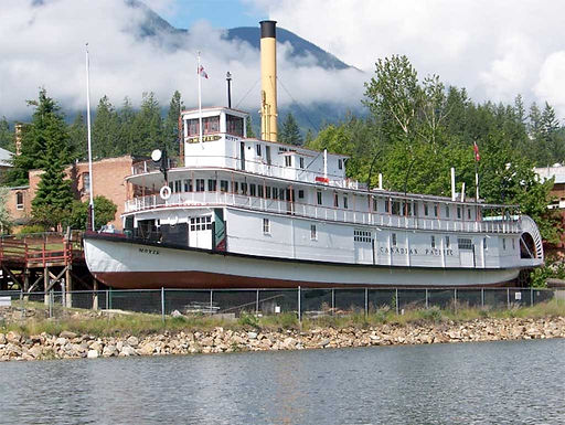 SS Moyie Historical Site