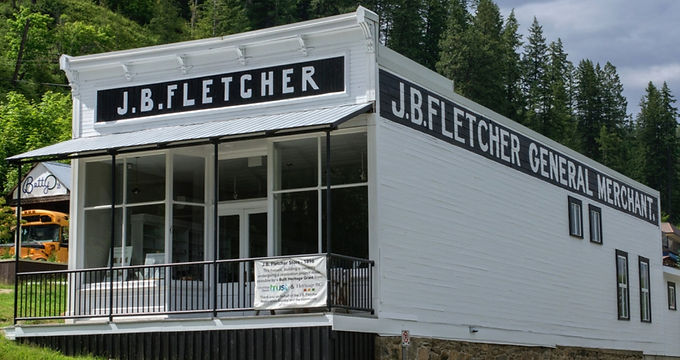 JB Fletcher Museum