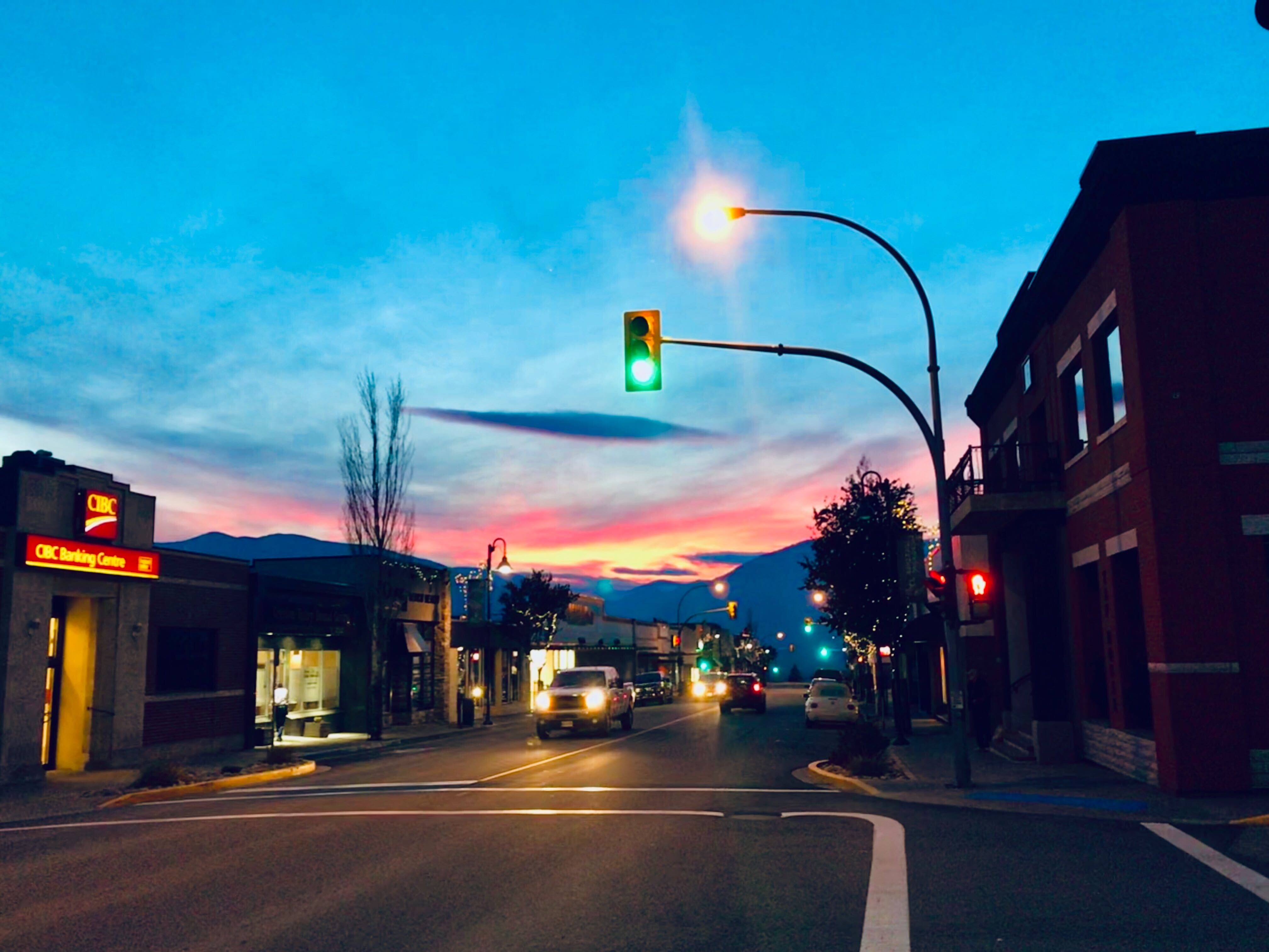 Creston, BC