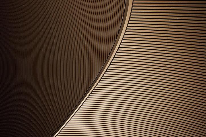 Modern Wooden Structure