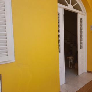 Casa Keto front door